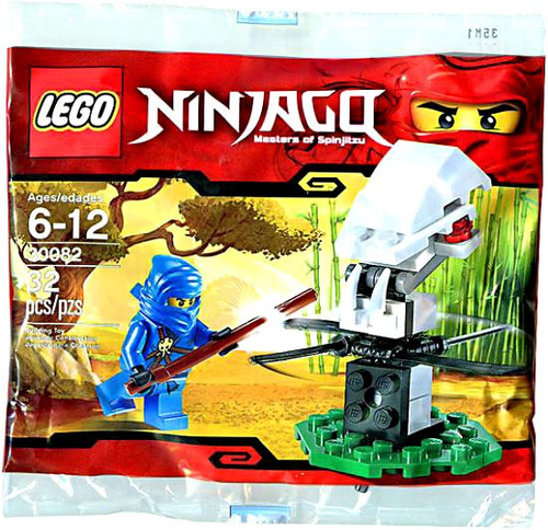 LEGO Ninjago Ninja Training with Jay Exclusive Mini Set #30082 [Bagged]