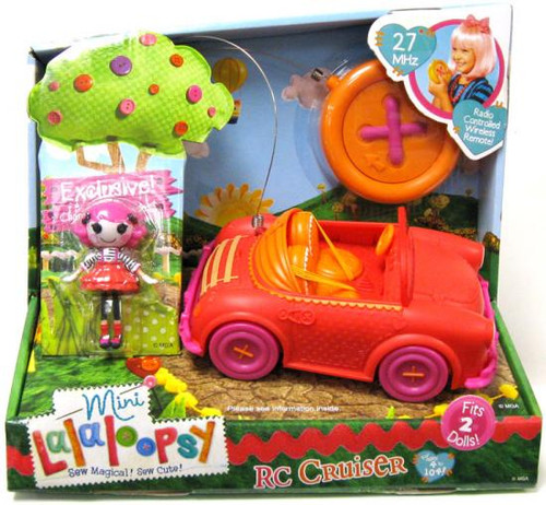 Lalaloopsy RC Cruiser R/C Vehicle [Red Car]