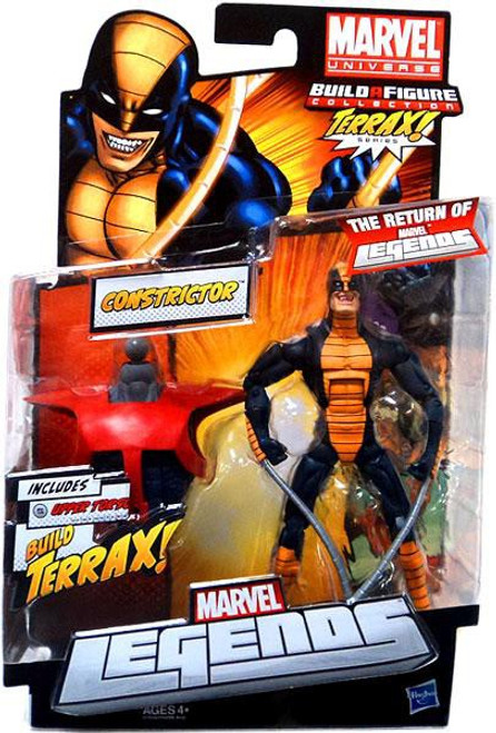 Marvel Legends 2012 Series 1 Terrax Constrictor Action Figure