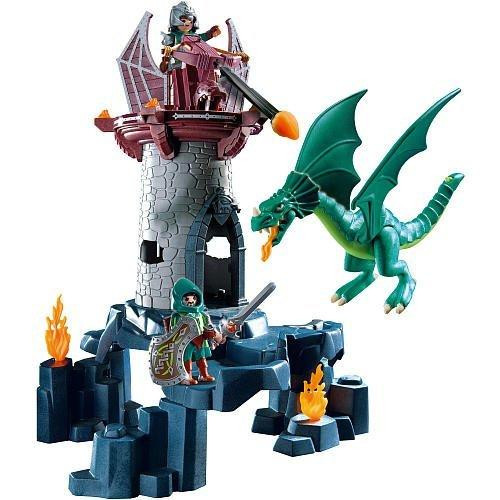 Playmobil Knights Attack Tower Set #5913
