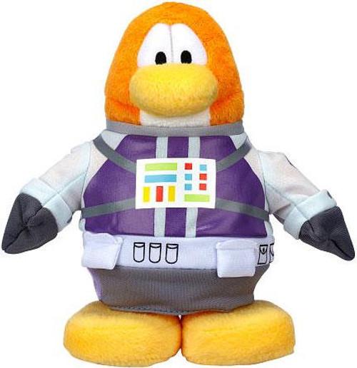 Club Penguin Series 15 Astronaut 6.5-Inch Plush Figure