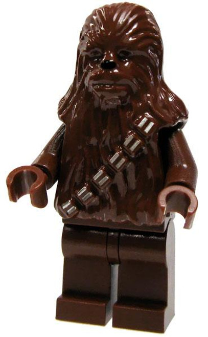 LEGO Star Wars Loose Chewbacca Minifigure [Loose]
