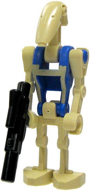 LEGO Star Wars Loose Battle Droid Pilot Minifigure [Loose]