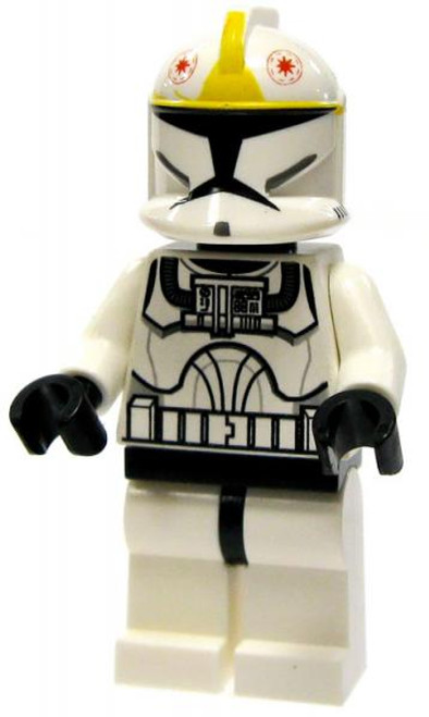 LEGO Star Wars Loose Clone Pilot Minifigure [Loose]