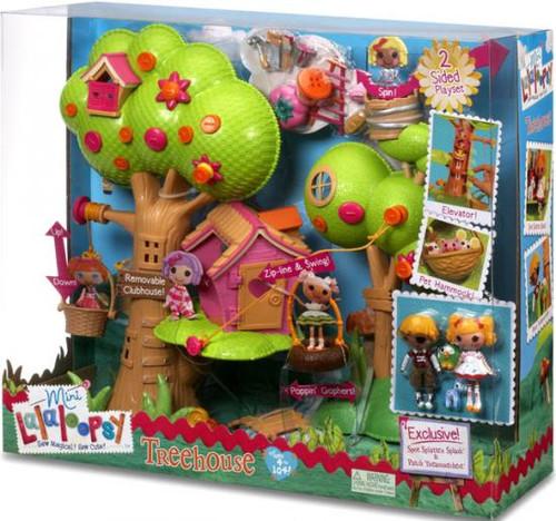 Mini Lalaloopsy Treehouse Mini Playset