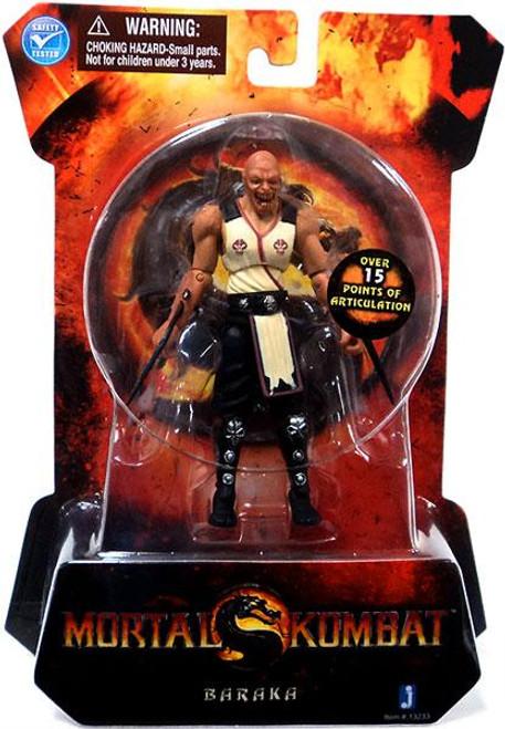 Mortal Kombat MK9 Baraka Action Figure