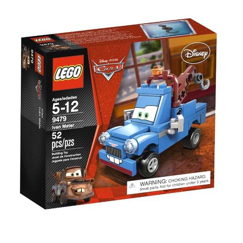 LEGO Disney Cars Ivan Mater Set #9479