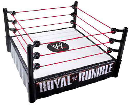 WWE Wrestling Royal Rumble Superstar Ring