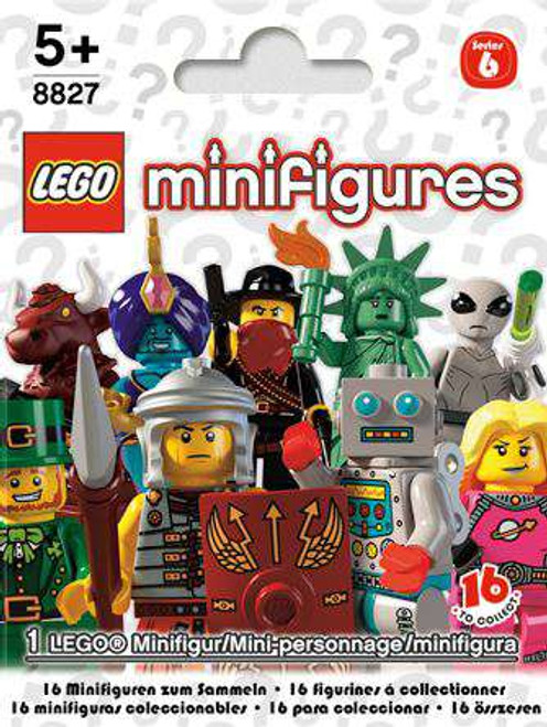 LEGO Minifigures Series 6 Mystery Pack