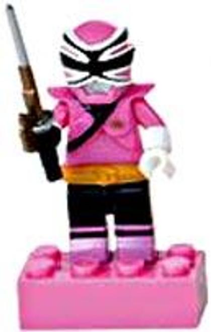 Mega Bloks Power Rangers Samurai Loose Mega Mode Pink Ranger Minifigure [Loose]