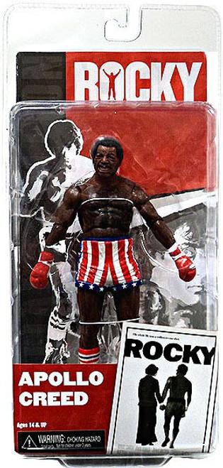 NECA Rocky Series 1 Apollo Creed Action Figure [Post Fight]