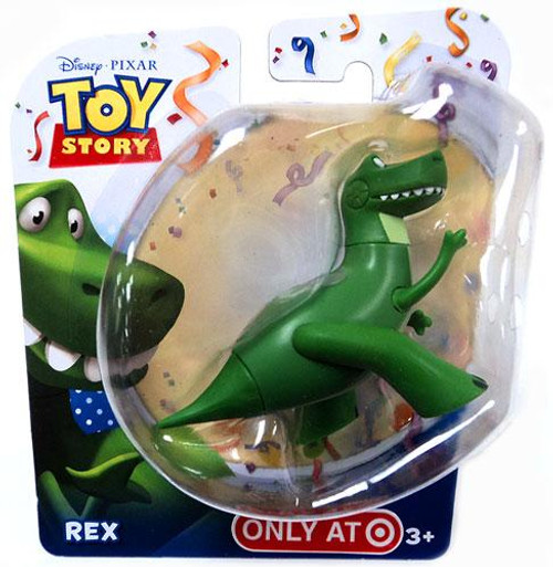 Toy Story Rex Exclusive Mini Figure