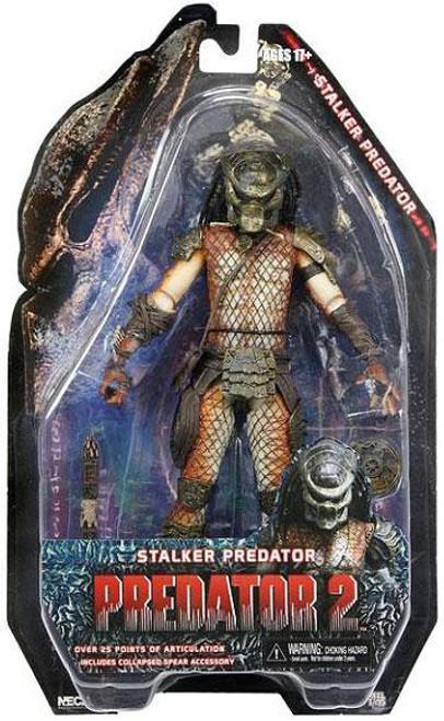 NECA Predator 2 Series 5 Stalker Predator Action Figure