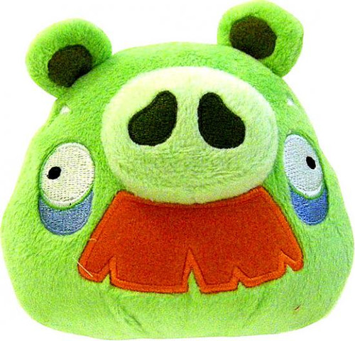 Angry Birds Grandpa Pig 16-Inch Plush [With Sound]