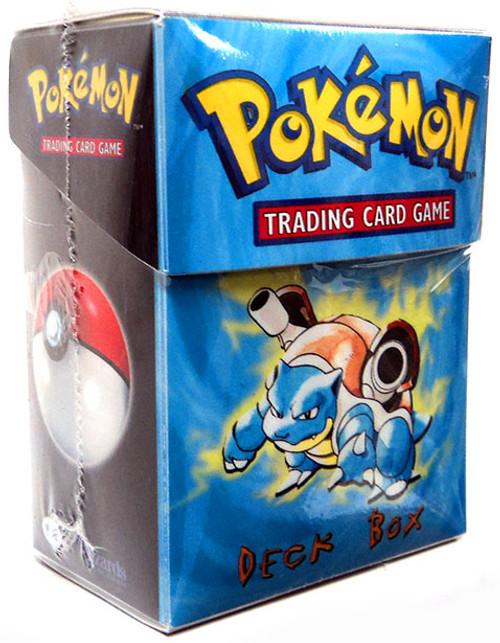 Pokemon Blastoise Standard Deck Box