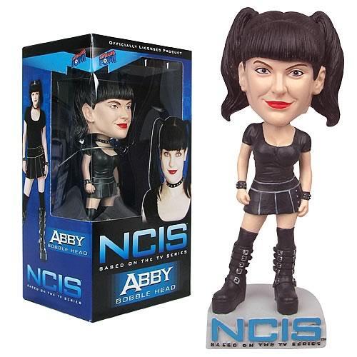 NCIS Abby Sciuto Bobble Head