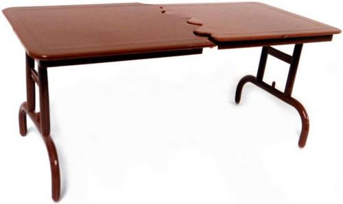 WWE Wrestling Break Apart Table Action Figure Accessory [Brown Loose]
