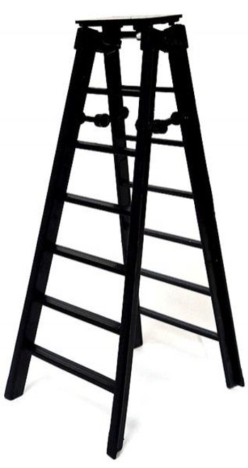 WWE Wrestling Ladder Action Figure Accessory [Black Loose]