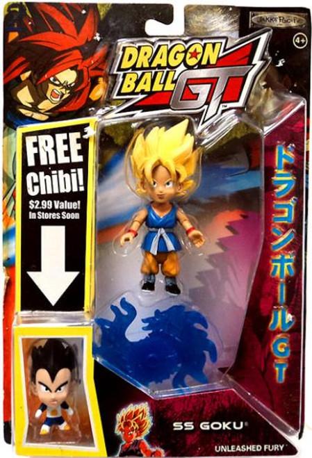 Dragon Ball GT Series 2 SS Goku Action Figure