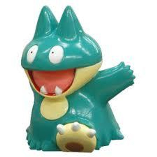 Pokemon Japanese Monster Collection Advanced Generation Munchlax PVC Figure #446