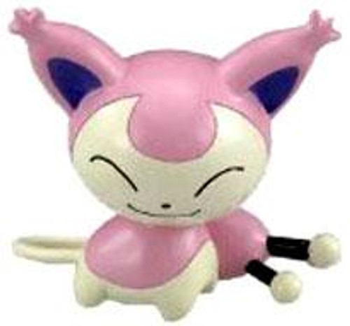 Pokemon Japanese Monster Collection Advanced Generation Skitty PVC Figure #300