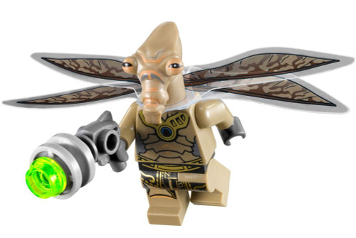 LEGO Star Wars Loose Geonosian Warrior Minifigure [Loose]