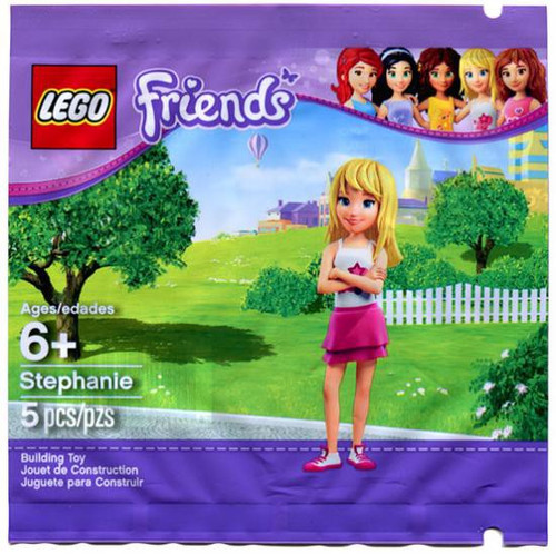 LEGO Friends Stephanie Mini Set #5000245 [Bagged]