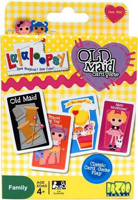 Lalaloopsy Old Maid Card Game