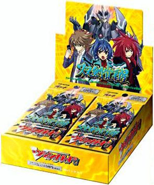 Cardfight Vanguard Awakening of Twin Blades (Japanese) Booster Box [30 Packs]