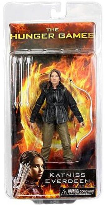 NECA The Hunger Games Series 1 Katniss Everdeen Action FIgure