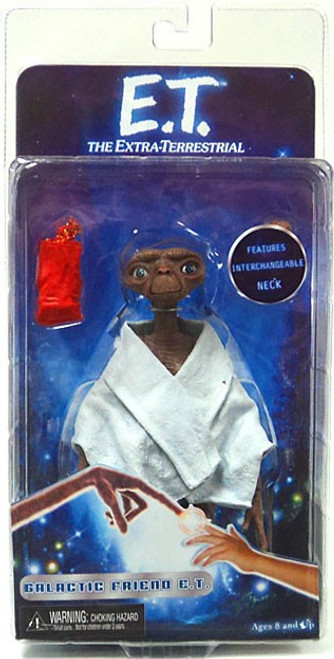 NECA 30th Anniversary Series 1 E.T. Action Figure [Galactic Friend]
