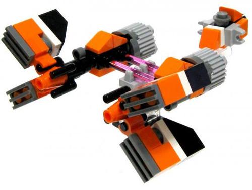 LEGO Star Wars The Phantom Menace Loose Mini Vehicles Sebulba's Podracer Loose Vehicle [Loose]