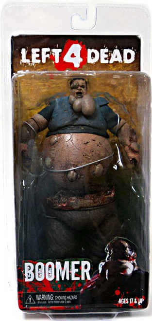 NECA Left 4 Dead Boomer Zombie Action Figure