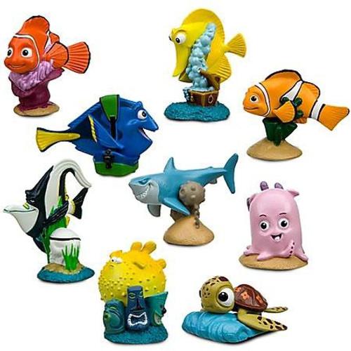 Disney / Pixar Finding Nemo Figurine Playset Exclusive