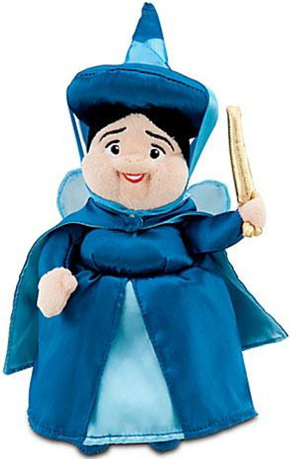 Disney Princess Sleeping Beauty Merryweather Exclusive 10-Inch Plush Doll
