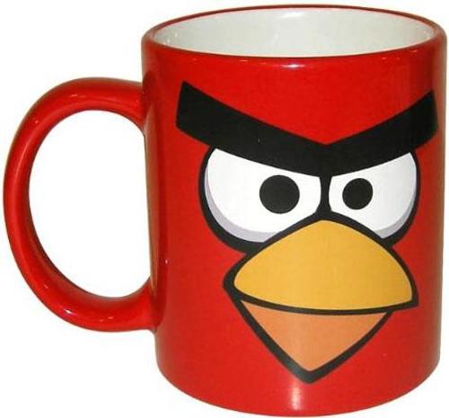 Angry Birds Red Bird Mug [Ceramic]