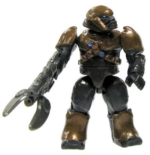 Mega Bloks Halo Loose Brute Minifigure [Copper Loose]