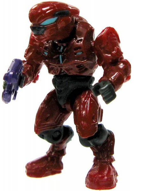 Mega Bloks Halo Loose Pilot Elite Minifigure [Red Loose]