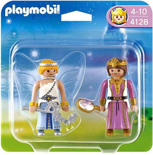Playmobil Special Princess and Magical Fairy Set #4128