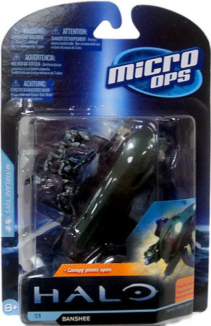 McFarlane Toys Halo Micro Ops Series 1 Banshee Small Mini Figure