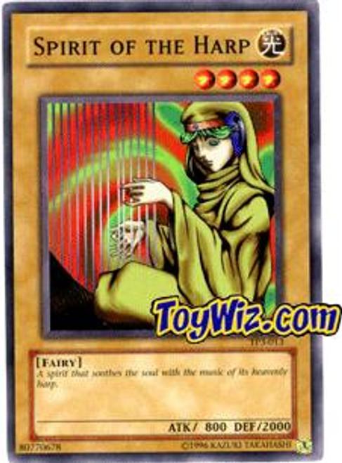 YuGiOh Tournament Pack 3 Common Spirit of the Harp TP3-013