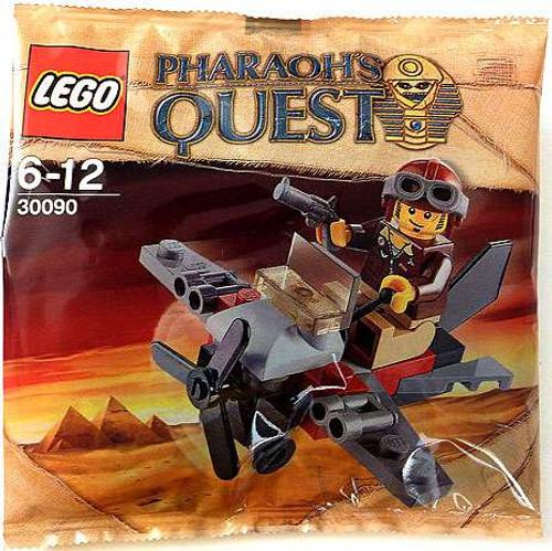 LEGO Pharaoh's Quest Desert Glider Mini Set #30090 [Bagged]