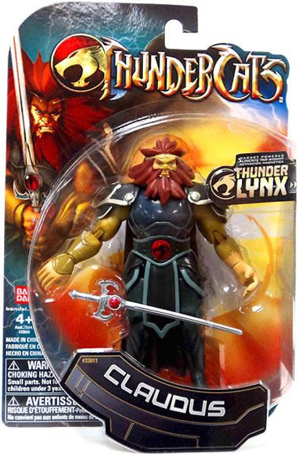 Thundercats Thunder Lynx Basic Claudus Action Figure