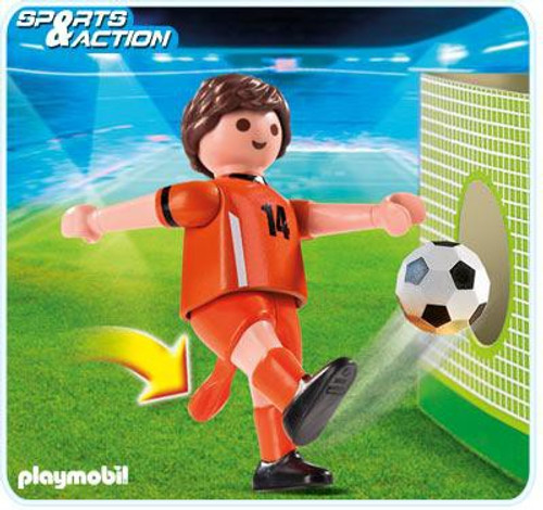Playmobil Sports & Action Netherlands Set #4735