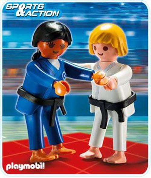 Playmobil High-Performance Athletes Judo Competitors Set #5194