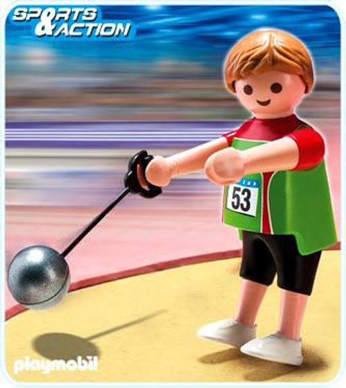 Playmobil High-Performance Athletes Hammer Thrower Set #5200