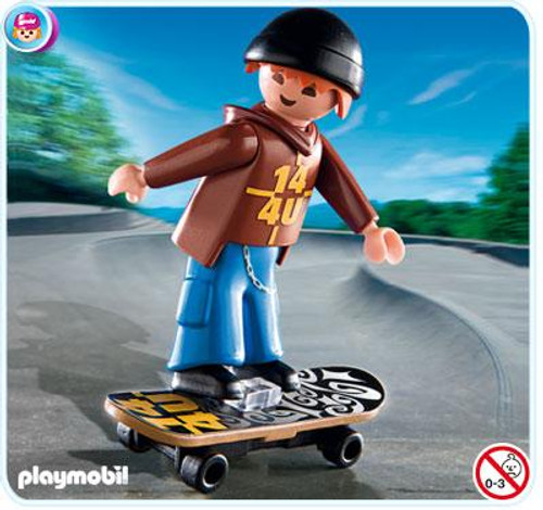 Playmobil Special Skateboarder Set #4754