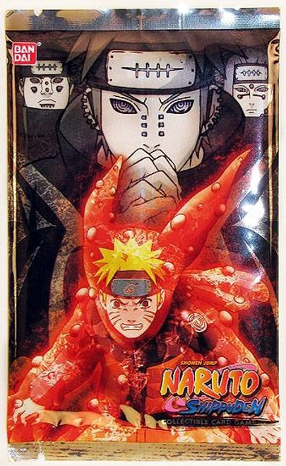 Naruto Shippuden Card Game Path of Pain Booster Pack