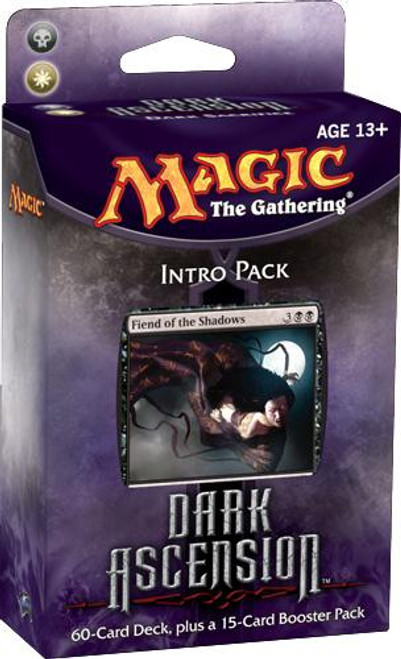 MtG Dark Ascension Dark Sacrifice Intro Pack [Sealed Deck]