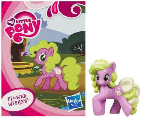 My Little Pony Series 1 Flower Wishes 2-Inch PVC Figure